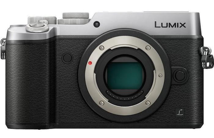 Panasonic Lumix GX8 front