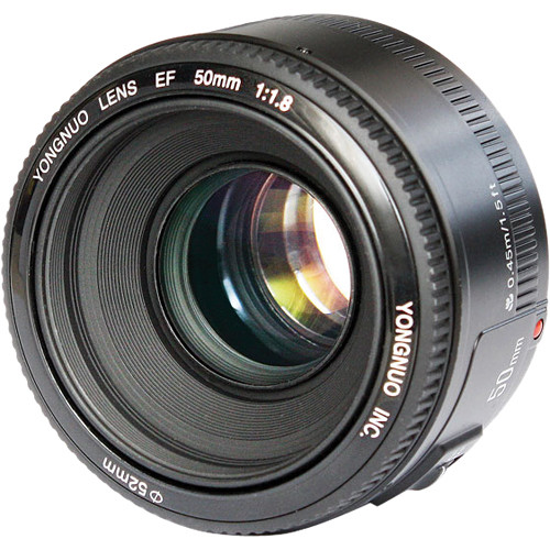 Yongnuo 50mm 1.8 Lens