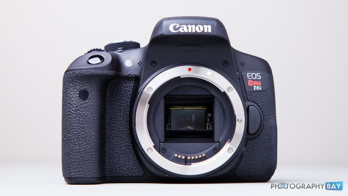 Canon Rebel T6i-3