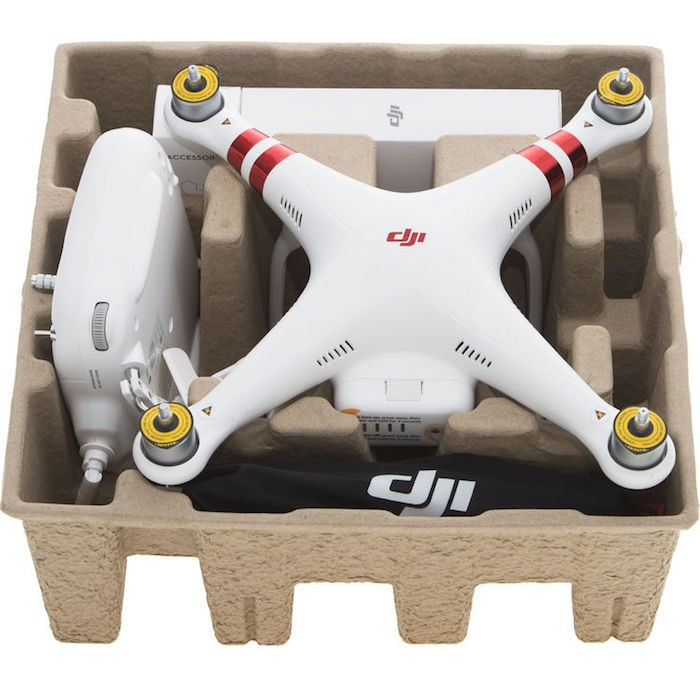 DJI Phantom 3 Standard box