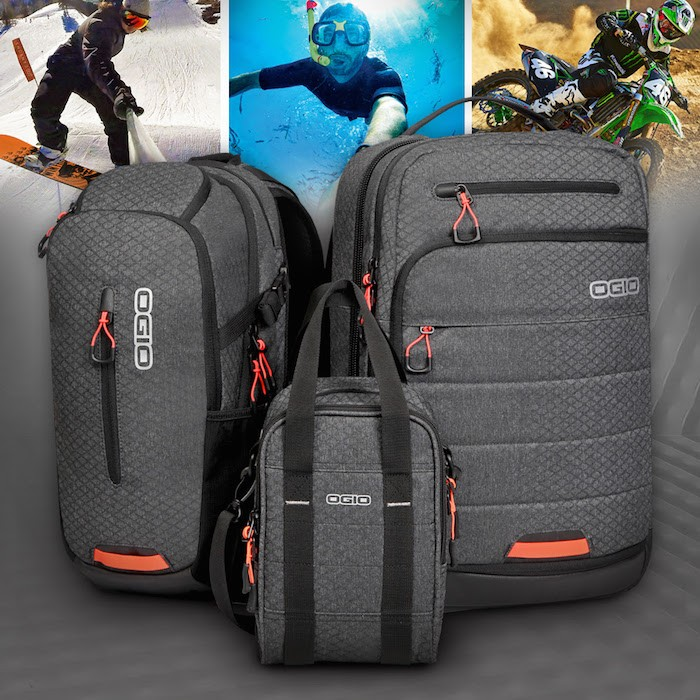 OGIO Hogo, Access and Backstage Action Camera Bags