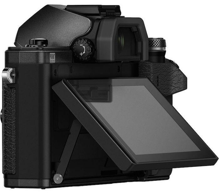 OM-D E-M10 Mark II LCD