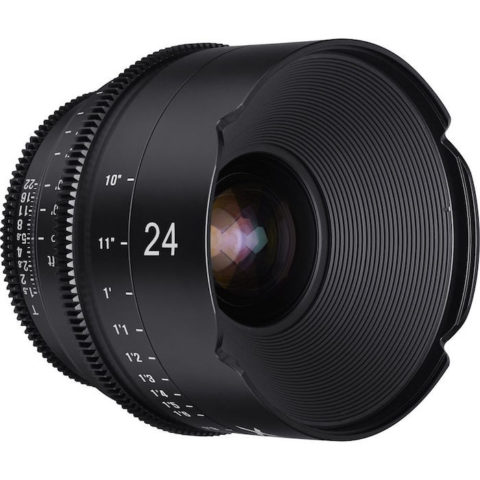 Rokinon Xeen 24mm T1.5