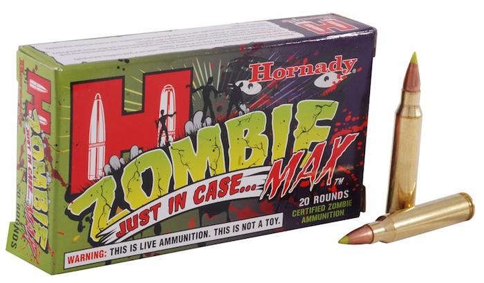 Zombie Max Ammo