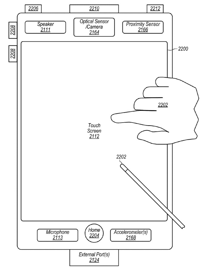 Apple Wide Gamut Display Patents