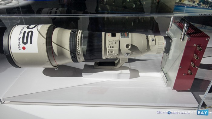 Canon 250MP Prototype Sensor
