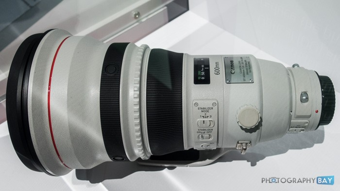 Canon 600mm f4L DO BR Lens-13