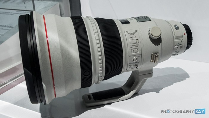 Canon 600mm f4L DO BR Lens-14