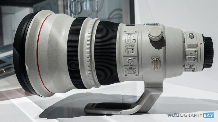 Canon 600mm f4L DO BR Lens-15