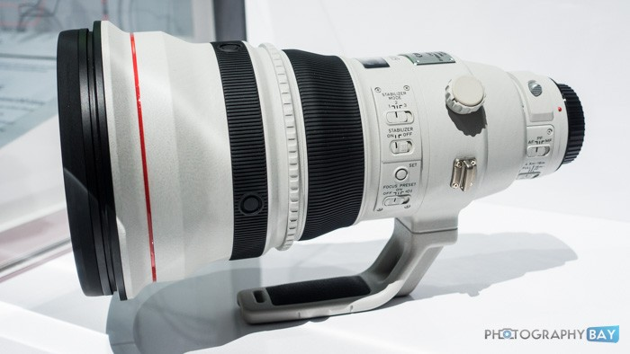 Canon 600mm f4L DO BR Lens-2