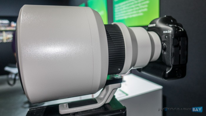 Canon 600mm f4L DO BR Lens-8