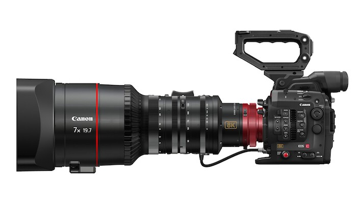 Canon Cinema EOS 8K Camera