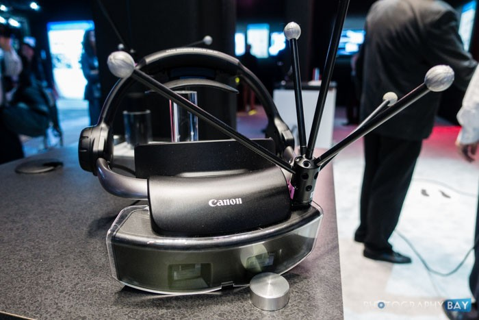 Canon MREAL Mixed Reality System-8