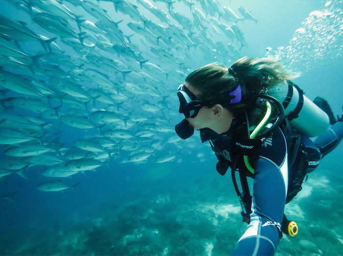 GoPro HERO+ scuba