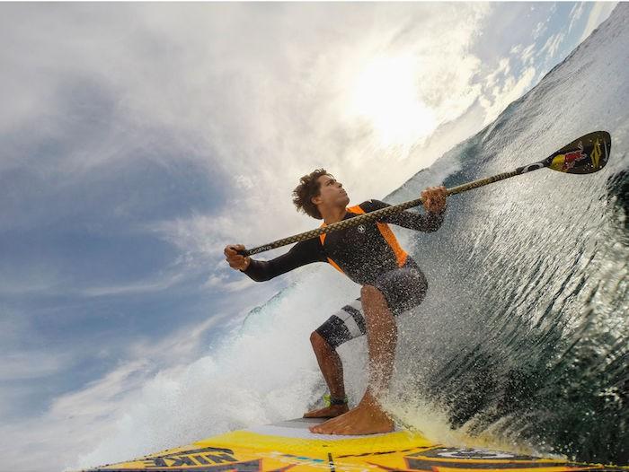 GoPro HERO+ surf