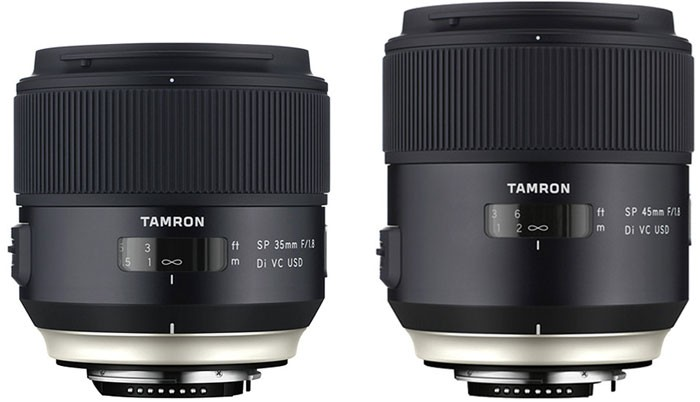 Tamron-SP-35mm-and-45mm--f1.8-Di-VC-USD-Lens