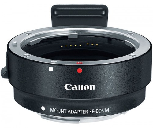 Canon EF-M Adapter