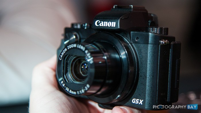 Canon G5 X-5