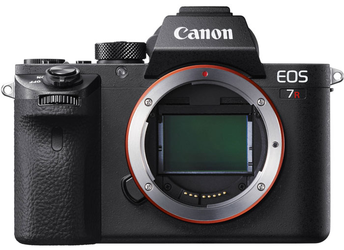 canon is working on a full frame mirrorless camera