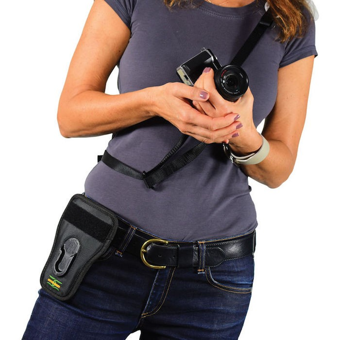 Cotton Carrier Wanderer Side Holster