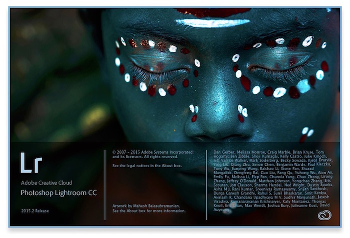 Lightroom CC 2015.2