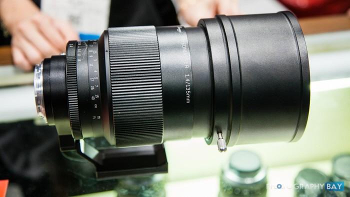 Mitakon Speedmaster 135mm f1.4 Lens-2
