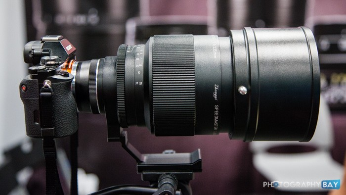 Mitakon Speedmaster 135mm f1.4 Lens-4