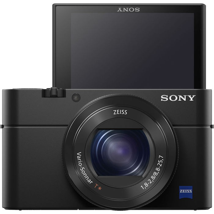 Sony RX100 IV LCD 180