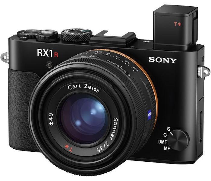 Sony RX1R II EVF