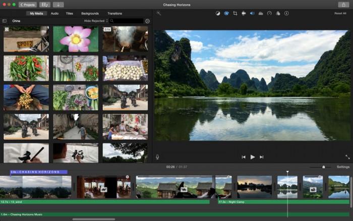 iMovie 10.1