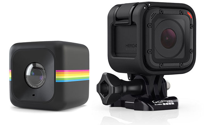 GoPro-HERO4-Session-and-Polaroid-Cube