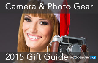 2015 Camera & Photo Gear Gift Guide