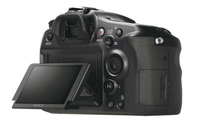 Sony A68 LCD