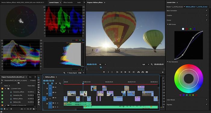 Adobe Premiere Pro CC 2015.1-