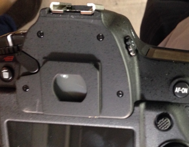 Nikon-D5-DSLR-viewfinder