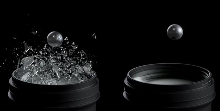 Sigma WR Ceramic Lens Filter