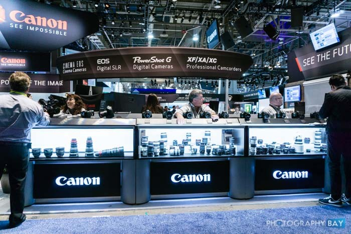 Canon Booth