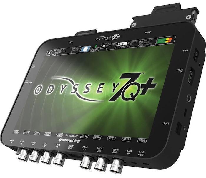 Convergent Design Odyssey7Q Plus