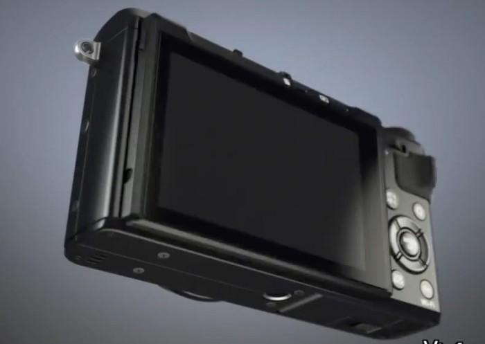 Fuji X70 LCD