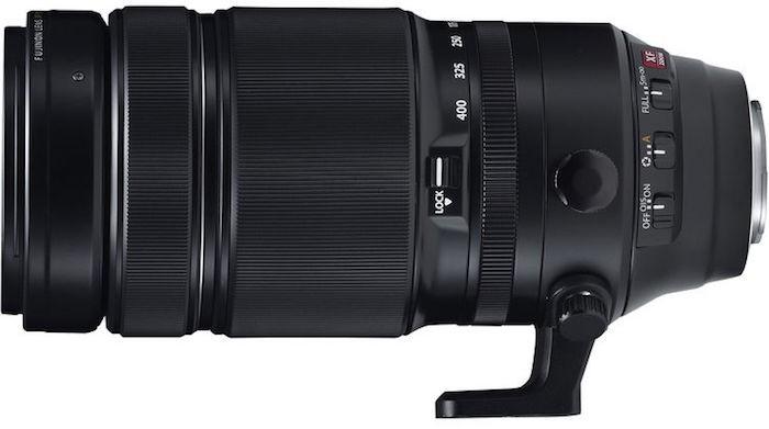 Fuji XF 100-400mm Lens