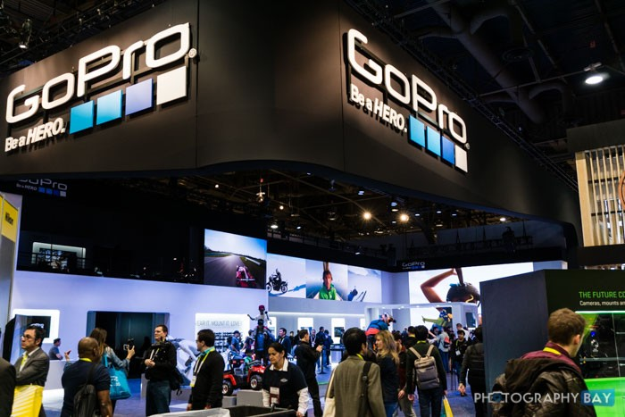 GoPro at CES 2016