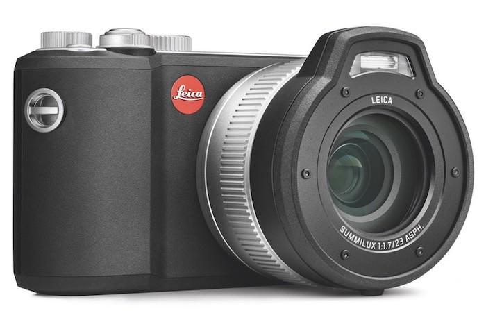Leica X-U angle