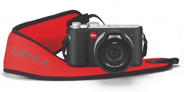 Leica X-U strap