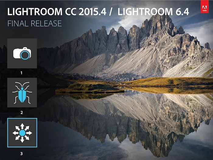 Lightroom 6.4