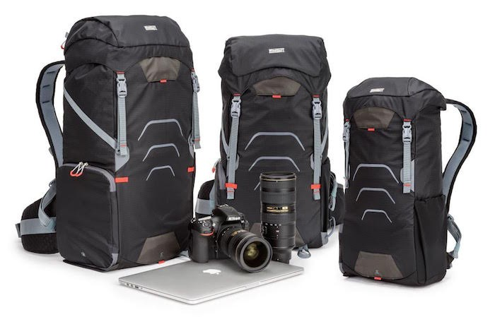 MindShift Gear UltraLight camera backpacks