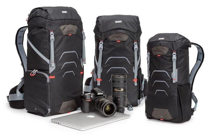 Camera Gear Bags : Mindshift gear unveils new ultralight camera backpacks