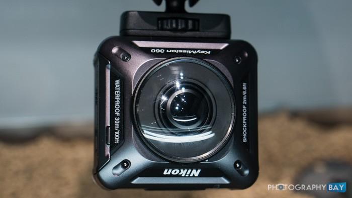 Nikon KeyMission 360-2