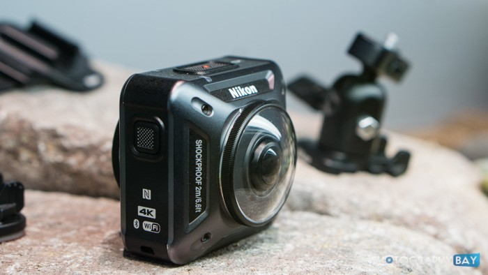 Nikon KeyMission 360-5