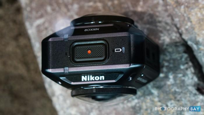 Nikon KeyMission 360-6