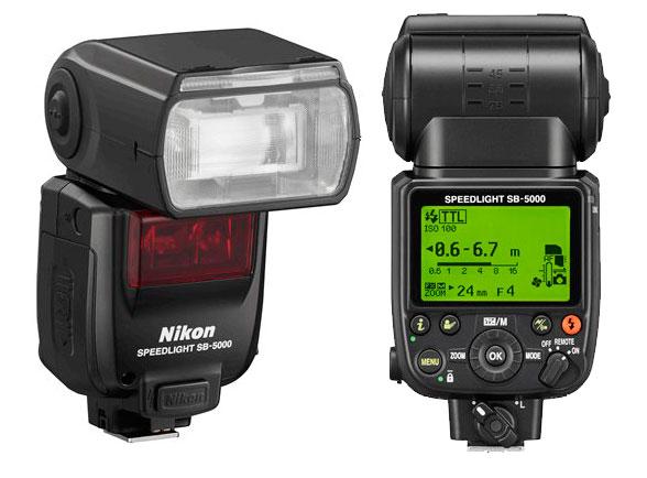 Nikon-SB-5000